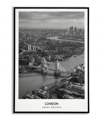 poster from London Great Britain ideal for a poster.