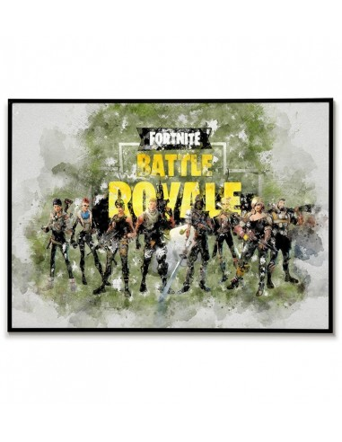 Poster FORTNITE Battle royale - from...