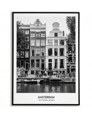Plakat Wiedeń, nowoczesny plakat ze zdjęciem miasta i jego nazwą
