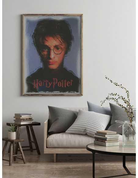plakat harry poter, plakat filmowy.