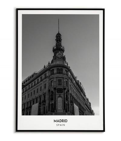 City - Madrid - Spain -...