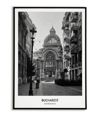 City - Bucharest - Romania...