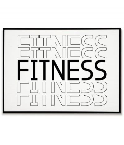 Fitness, motivational...