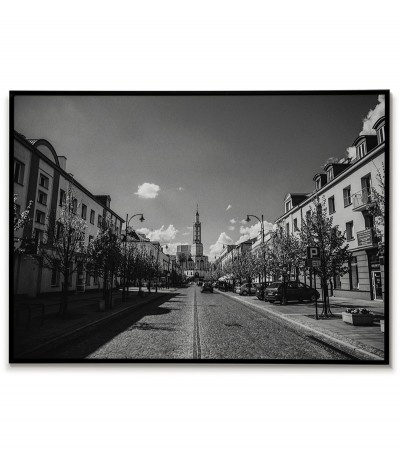Poster Białystok, Poland....