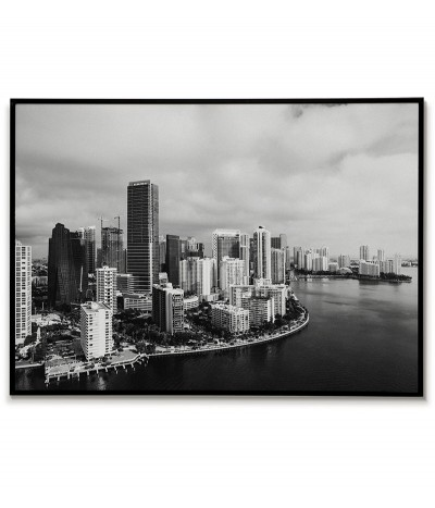 Miami USA, poster, frame...