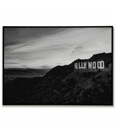 Hollywood, USA - Poster,...