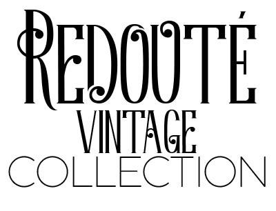 Redouté - Kwiaty Vintage